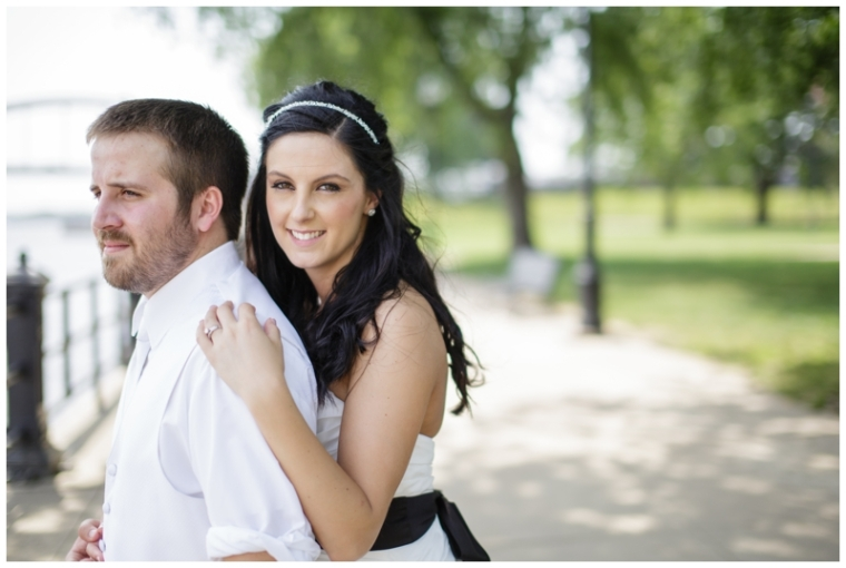 Posing Couples